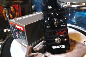 Wampler Velvet Fuzz Guitar pedal for Sale in Nashville, TN