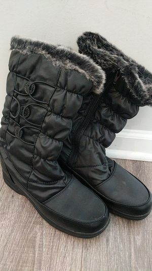 Women's black boots size 8M for Sale in Murfreesboro, TN