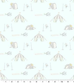 Disney Dumbo Circus Tent Fabric for Sale in Bellflower, CA