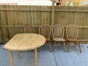 Kitchen table for Sale in Frankfort, IL