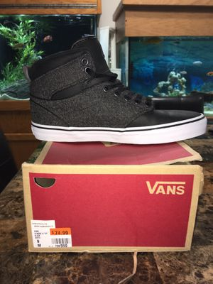 High Top Vans for Sale in Tallahassee, FL