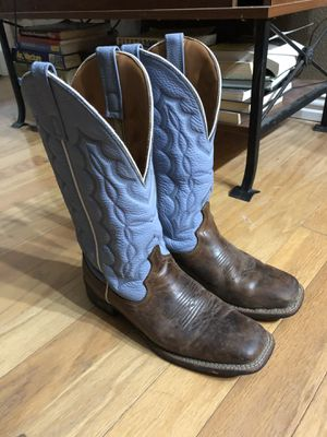 Laredo Navy Blue Boots for Sale in Dickinson, TX