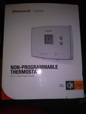 Non - programmable Thermostat for Sale in Los Angeles, CA