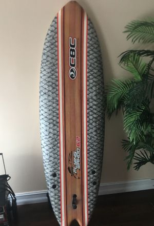 Surfboard 6'2 for Sale in Lake Worth, FL