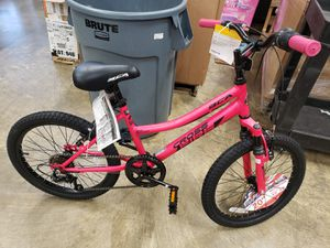 """BCA 20"""" mountain bike $65 FIRM for Sale in Redlands, CA"""