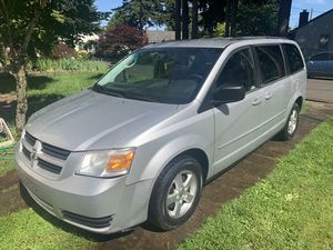 2009 Dodge Caravan SE fully loaded runs and drives awesome looook! for Sale in Portland, OR