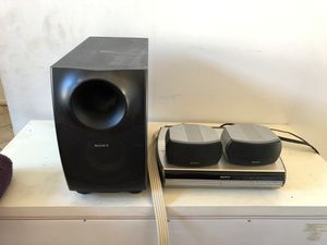 Surround sound with DVD player for Sale in Burke, VA