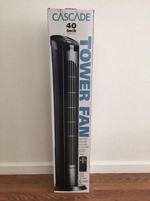 Tower fan for Sale in Lawndale, CA