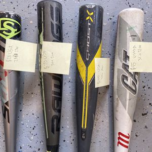 USA approved Bats For Baseball for Sale in Mount Hamilton, CA