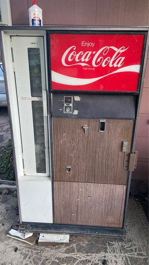 Original coke machine for Sale in Austin, TX