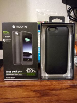 Juice pack plus for iPhone 6 for Sale in Riverside, CA