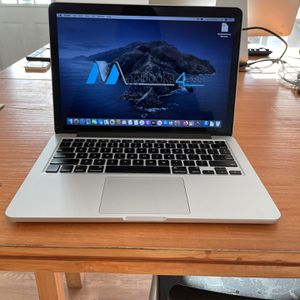 MacBook Pro 13 Inch Retina for Sale in Rutherford, NJ