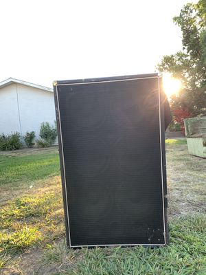 Ampeg 6x10 Bass Guitar Cabinet for Sale in Fresno, CA