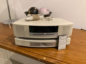 BOSE WAVE RADIO/CD + multi disk for Sale in Franklin, TN