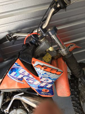 2005 ktm for Sale in Wake Forest, NC