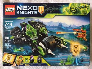 LEGO 72002 Nexo Knights - Brand New at $15 for Sale in Arlington, VA