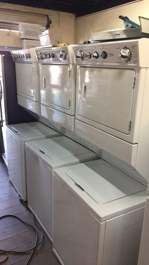 Whirlpool Gas Stackables for Sale in Santa Ana, CA
