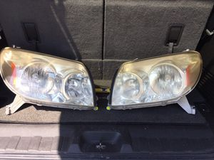 2004 Toyota 4Runner headlights for Sale in Chelsea, MA