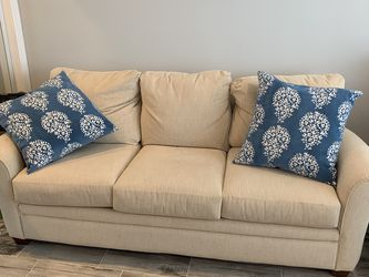 La-z-boy Mackenzie Queen Sofabed Sleep Sofa With Slumber Air Mattress System for Sale in Woodbury Heights,  NJ