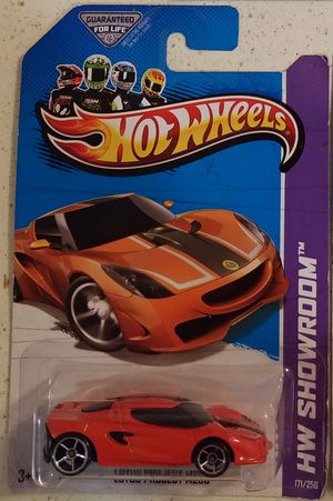LOTUS PROJECT M250 2013 HOT WHEELS HW SHOWROOM (SEE OTHER POSTS) for Sale in El Cajon, CA