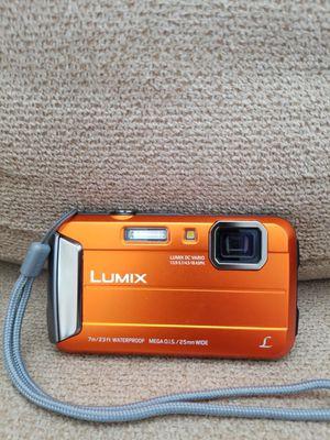 Panasonic Lumix DMC-TS25 Digital Underwater Camera for Sale in Fontana, CA
