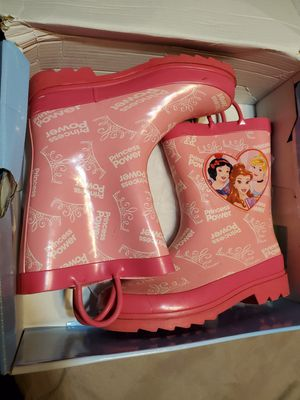 Rain Boots. Girls size 1 for Sale in San Diego, CA