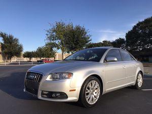 2008 Audi A4 s line for Sale in San Antonio, TX