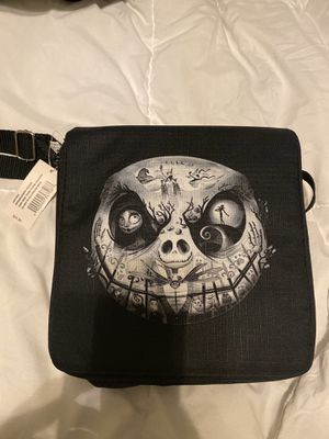 Nightmare Before Christmas Pin Collector Bag for Sale in South Pasadena, CA