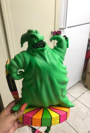 Disney Oogie Boogie Nightmare Before Christmas popcorn holder for Sale in Fresno, CA