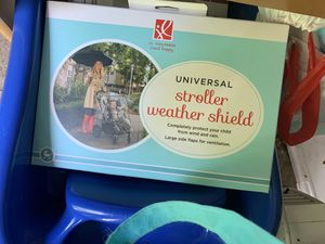 Stroller cover for rain/snow for Sale in Darrington, WA