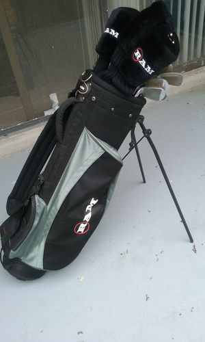 ™RAM golf club bag with set good condition for Sale in Falls Church, VA
