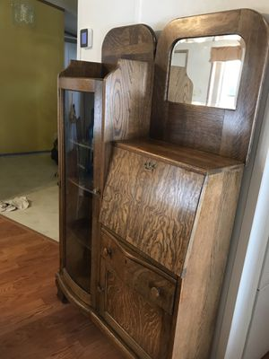 Antique Secretary Desk for Sale in Las Vegas, NV