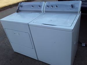 Kenmore 600 Series Washer And Matching Electric Dryer Can Test Both Work Great Delivery Available Today for Sale in Dallas, TX