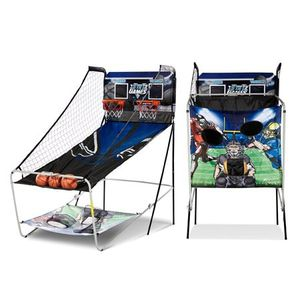 MD Sports 3-In-1 Basketball Game, Included Baseball & Football Games for Sale in Edgewater, CO