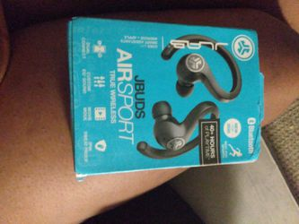 Jbuds Airsport Dual Connect Wireless Bluetooth Headphones for Sale in Charlotte,  NC