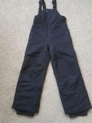 SNOW BIBS CHEROKEE BLACK WINTER SNOWBOARD SKI SNOW PANTS SIZE M 8/10 for Sale in Oregon City, OR