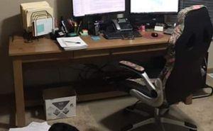 Free desk for Sale in Fox Lake, IL