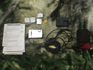 Oylmpus stylus 850sw digital camera for Sale in Issaquah, WA