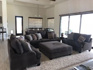 Beautiful 4 piece living room set for Sale in Payson, AZ