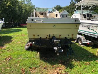 Project boat 1976 Panyan boat with trailer for Sale in Uniondale,  NY