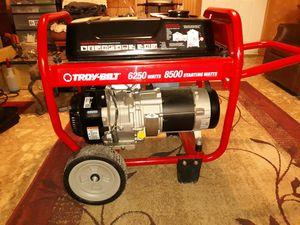 Troy bilt generator 8500 for Sale in Ville Platte, LA