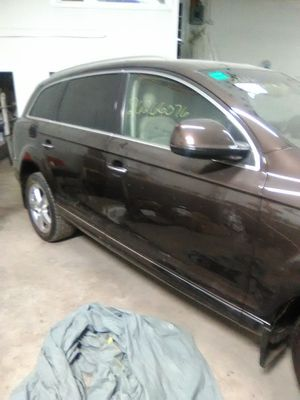12' Audi Q7 parts out for Sale in Alpharetta, GA