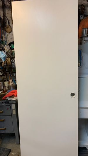 "30"" w. X 80"" h X 1 3/8"" Door for Sale in Portsmouth, VA"
