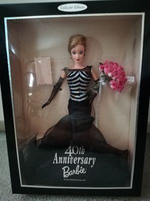 40th Anniversary Barbie - Mint Condition for Sale in Dover, DE