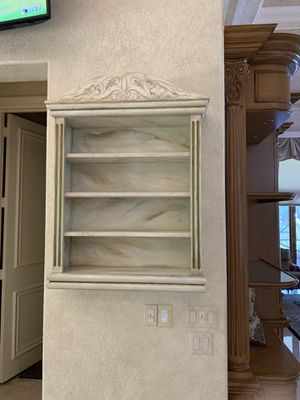 Hanging wall Shelves wood for Sale in Delray Beach, FL
