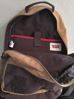 Like NEW levi Strauss & Co. Backpack for Sale in Oklahoma City,  OK