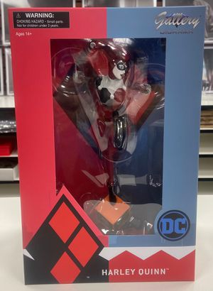 Brand New Harley Quinn Diamond Gallery Statue for Sale in Fullerton, CA