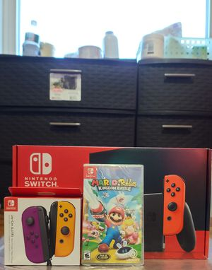 Nintendo Switch Brand New for Sale in Lowell, MA
