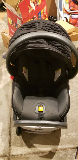 Car seat with base for Sale in Everett, WA
