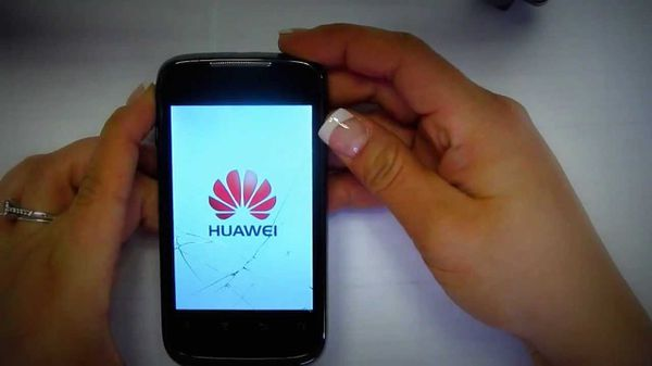 Huawei Ascend II M865 Android - Unlocked
